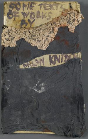 Some Texts of Works by Milan Knížák, um 1967