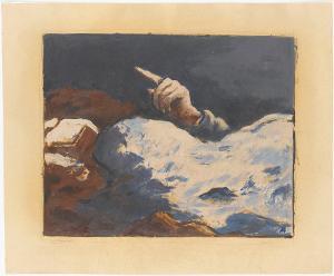 Gottes Hand, um 1929-1934