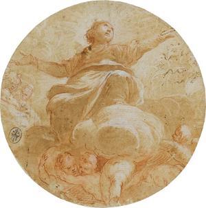 Himmelfahrt Mariae, um 1660/70