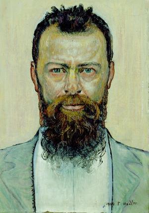 Selbstbildnis, 1900