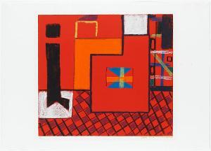 Rote Komposition, 1965