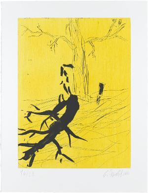 Der Baum (Blatt 3 aus: Remix), 2006
