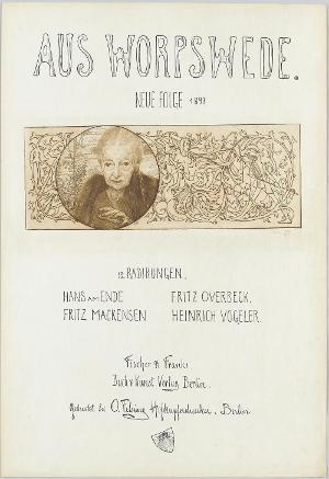 Aus Worpswede, 1897