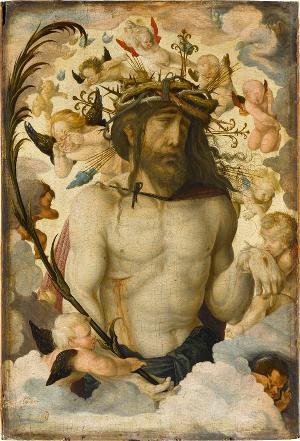 Christus als Schmerzensmann, um 1520
