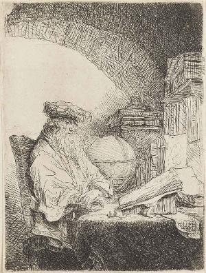 Der Astrolog, um 1629-1659