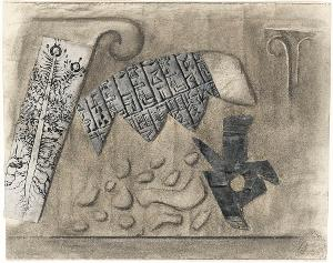 Gilgamesch LXIV (Variante), 1943