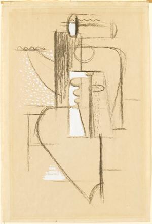 Der Maler, 1923/24