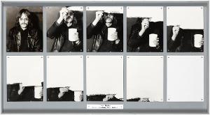 Selbstauslöschung durch Malerei, 1973/1976