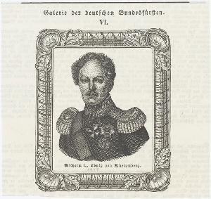 Wilhelm I., König von Württemberg (1781-1864), 1837