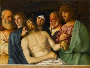 Beweinung Christi, Letztes Viertel des 15. Jahrhunderts