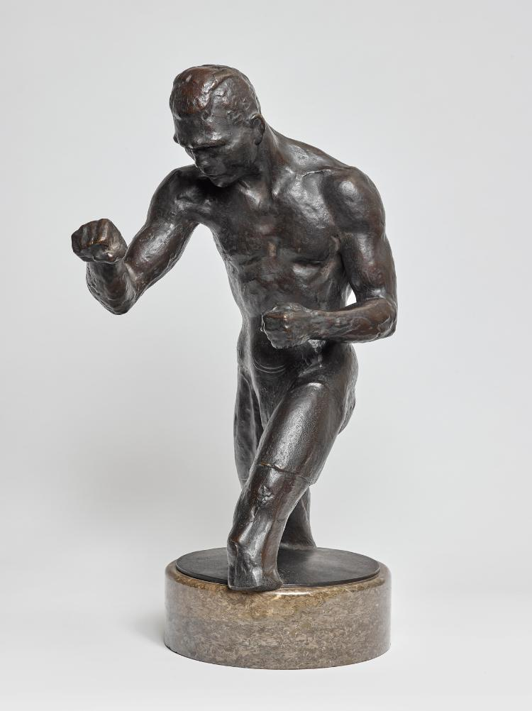 Boxer Max Schmeling