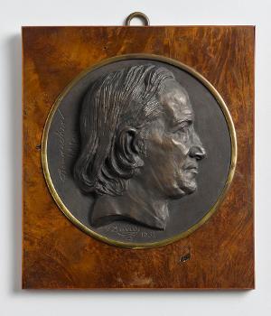 Bildnis Danneckers, 1831