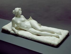 Liegende Sappho, 1797-1802