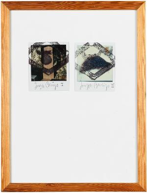 Joseph Beuys I, Joseph Beuys II, 1971