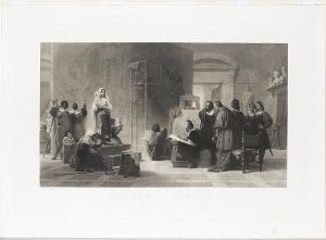 Raffaels Werkstatt, 1859
